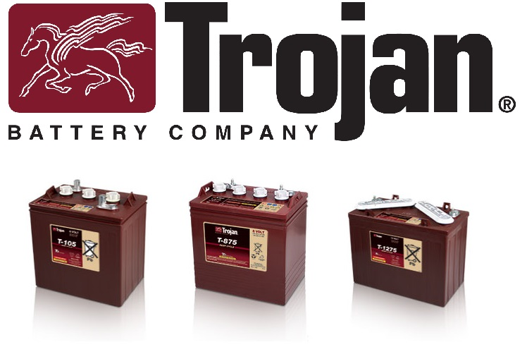 Trojan Golf Cart Batteries