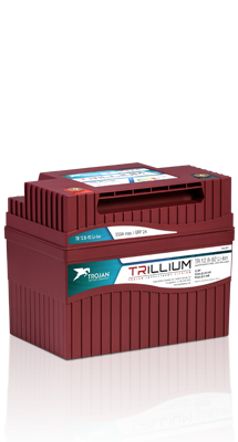 Trojan Lithium Ion Battery